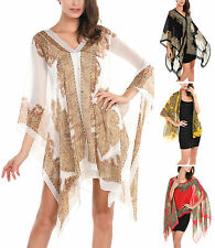 Chiffon Kimono Sleeve Tops & Shirts for Women