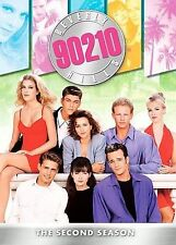Beverly Hills 90210 The Complete Second 2nd Two 2 Season DVD 8-Disc Box Set USA!