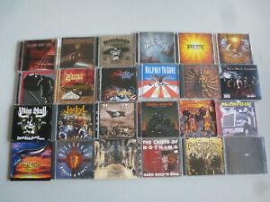 """CD-PAKET """"23 x SOUTHERN/ STONER ROCK"""" Konvolut Bundle Country Rock Outlaw"""