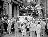 OLD CBS RADIO TV PHOTO News Reports From 1948 Republican National Convention 1