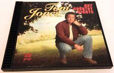 VERY RARE - TOM JONES HOT COUNTRY NIGHTS 32 POP (2000) USA - 19 TRACKS
