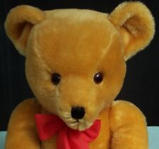 Deans / Gwentoy Toy Group  Gold Teddy Bear large 22 inch Toy England