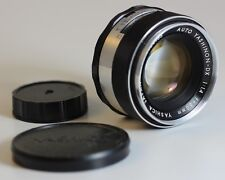 YASHICA Objektiv Lens AUTO YASHINON-DX 1,4/50 für M42