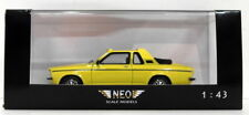 NEO 1/43 Scale Resin Model NEO43078 - Opel Kadett Aero 1 Of 300 - Yellow