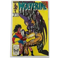 WOLVERINE comic #20 (Marvel, 1989) VERY FINE