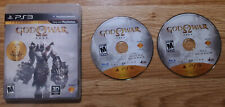 God Of War Saga - PlayStation 3 PS3 Collection - No Manual
