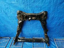 2008 - 2013 NISSAN ROGUE FRONT ENGINE SUBFRAME CROSSMEMBER CRADLE # 49056