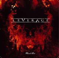 Leverage-Blind Fire  (UK IMPORT)  CD NEW