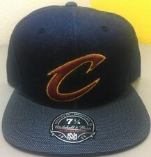 Mitchell and Ness Cleveland Cavs Fitted Hat Cavaliers - Size 7 1/8, BRAND NEW!!!