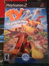 Ty 2: Bush Rescue PlayStation 2 Complete with Original Case and Manual