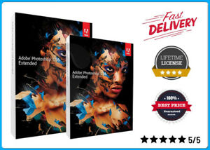 🔥Photoshop® CS6 Extended [PC Download + License Key⚡] Trusted Seller☑