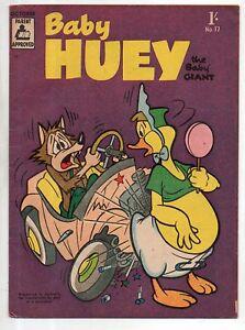 BABY HUEY   17     AUSTRALIAN HARVEY FILE COPY