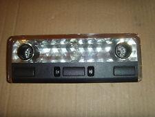 BMW X5 E53/ 6 SERIES E63/E64 INTERIOR LIGHT PANEL (FRONT)  63318364929