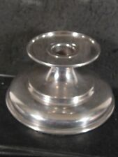 Sterling T. G. Hawkes CANDLESTICK CANDLE HOLDER 95 pwts