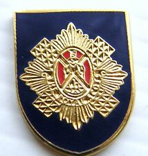 THE ROYAL SCOTS MILITARY LAPEL ARMY PIN BADGE IN FREE GIFT POUCH MOD APPROVED