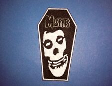 Misfits Iron On Rock Music Hat Jacket Backpack Hoodie Patch Crest A