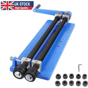 """18"""" Bead Roller Former Swager Metal Rotary Swaging Machine 1.2mm 460mm Roll Set"""