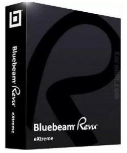 Bluebeam Revu eXtreme v20 Full Version Lifetime Activation Fast Delivery Windows