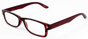 Foster Grant Reading Glasses Womens New Designer Tortoise Fashion Frame Readers