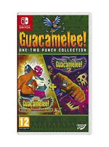 Guacamelee! One Two Punch Collection (Guacamelee + Guacamelee 2) Nintendo Switch