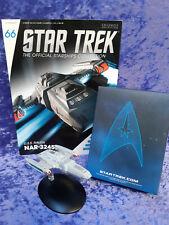 Official Eaglemoss Star Trek Collection Phoenix Magazine Number 64