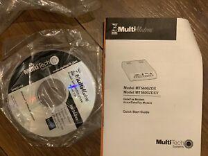 Multi Tech Systems - Multi Modem-Model MT5600ZDX/ZDXV version 1.20 Brand New