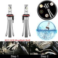 6000K H15 40W Car LED Headlight Canbus Bulbs Kit Auto DRL&Hi Beam Lighting Lamps