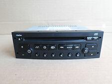 CITROEN C2 C3 C8 BERLINGO Clarion RD3 RADIO STEREO CD PLAYER + gratis di programmazione