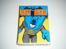 Russells 1977 Super Hero BATMAN Color-A-Deck Card Game