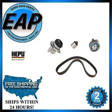 For Beetle Golf Jetta Passat 1.9 2.0 Diesel Hepu Timing Belt Kit With Water Pump