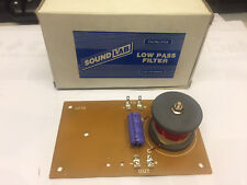 SOUNDLAB 400HZ LOW PASS FILTER FOR PASSIVE SPEAKER 300W 8 OHM