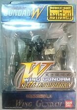 Bandai MIA MSIA Action Figure Wing Gundam Special Limited Edition Clear Black