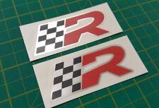 Seat Leon Ibiza Cupra R logo decals Seat Sport stickers graphics 225 180