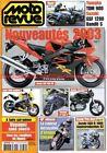 MOTO REVUE 3530 Essai SUZUKI GSF 1200 Bandit GSX-R 1000 YAMAHA TDM 900 SZR 660