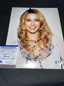 Alona Tal Signed 8x10 Photo Veronica Mars, Supernatural PSA/DNA