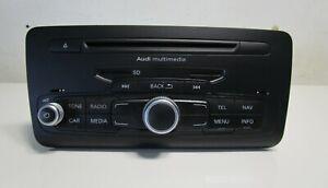 Audi A1 8X Radio CD Navigation 8X0035183C