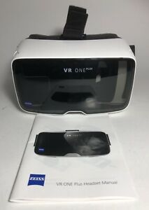 """ZEISS VR OnePlus Virtual Reality Headset for 4.7""""-5.5"""" Smartphone  w/ Manual/Box"""