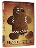 HANSEL E GRETEL E La Strega della Foresta Nera DVD NUOVO