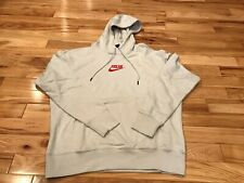 Nike Giannis Antetokounmpo Freak Hoodie Light Bone CI1772-072 Men's XXL