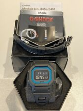 Brand New Casio G-shock GW-B5600 2ER with Additional Plastic Combi Watch Band