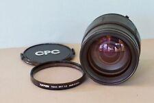 Tamron 28-200mm f/3.8-5.6 Aspherical  Adaptall-2 system Lens Minolta Mount