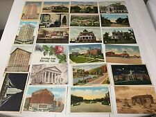 Postcards State Of Nebraska Lot