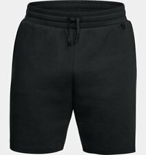 Under Armour Men's Unstoppable Knit Shorts - Large - Black - New