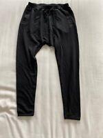 Molo Aja Black Pant Size 128 (8) NWT