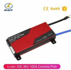 Li-ion BMS PCB 10S 36V 100A Daly Balance Waterproof Battery Management System UK