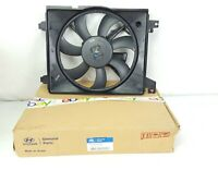 NEW 2001-2006 Hyundai Elantra Condenser Cooling Fan 97730-2D000 OEM Genuine