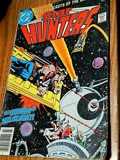 Star Hunters DC Comic Vol. 2 No. 3 1978 The Sowers of Holocaust!
