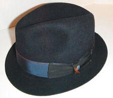 CARLOS SANTANA DELUXE Fur Felt FEDORA Hat size small