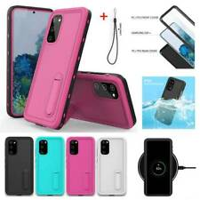 For Samsung Galaxy S20 + Plus Ultra IP68 Waterproof Shockproof Case Cover Stand