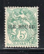 FRANCE EUROPE OVERPRINT ROUAD LEVANT  STAMP  MINT HINGED    LOT 22700